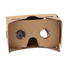 3D очки виртуальной реальности (картон)